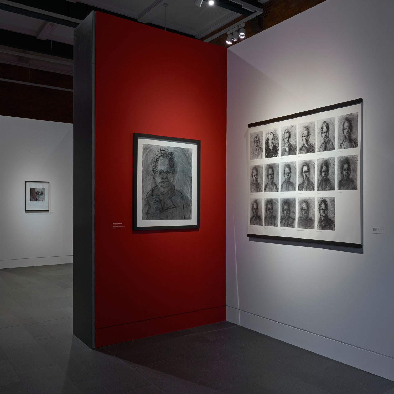 The Long Look exhibition