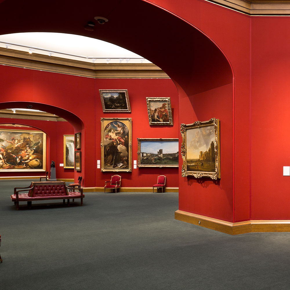 Scottish National Gallery visit