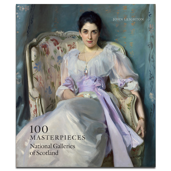 100 Masterpieces National Galleries of Scotland Paperback Collection Book
