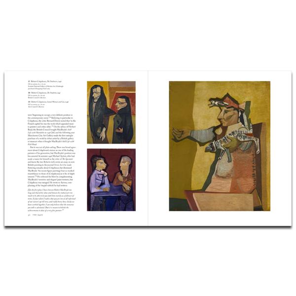 The Two Roberts (Robert Colquhoun and Robert MacBryde) Paperback