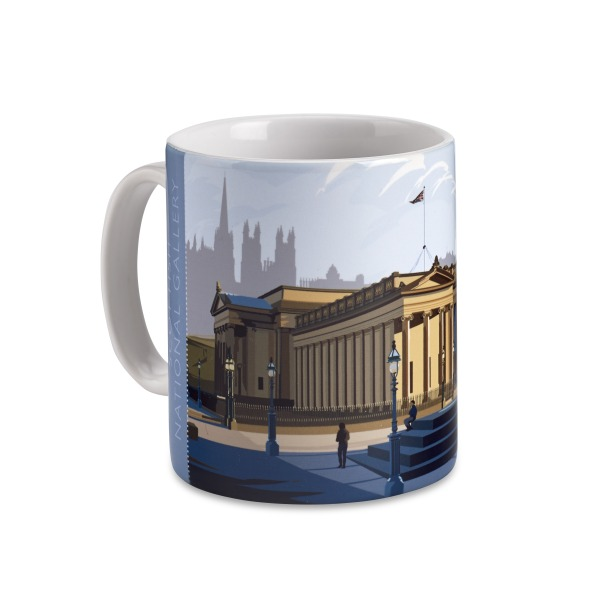 Scottish National Gallery Mug