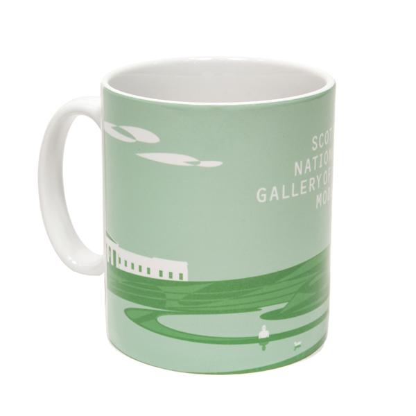 Scottish National Gallery of Modern Art Mug