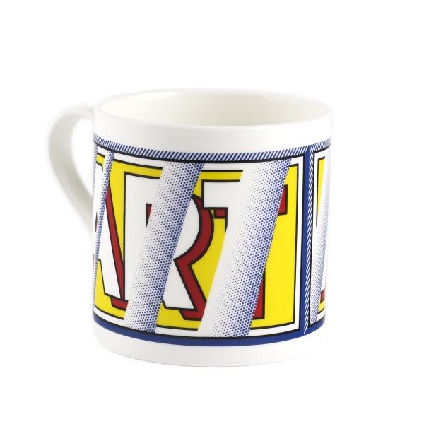 Reflections: Art by Roy Lichtenstein mug