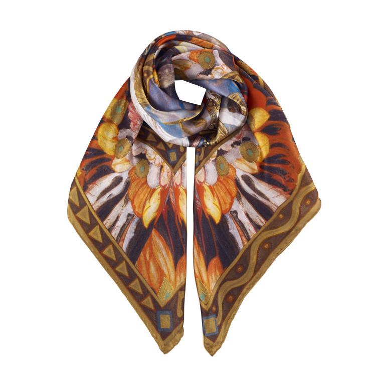 Saint Bride by John Duncan silk scarf