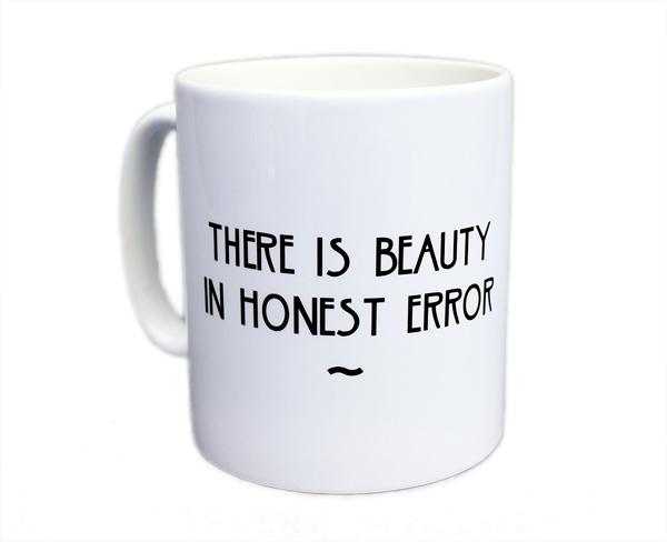 Charles Rennie Mackintosh ceramic mug