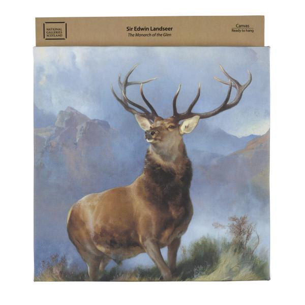 The Monarch of the Glen Edwin Landseer Canvas