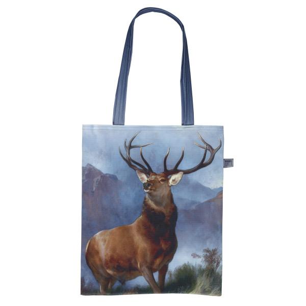 The Monarch of the Glen Edwin Landseer Tote Bag
