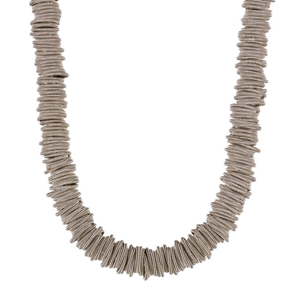 Etnika Odessa Silver Rings Necklace