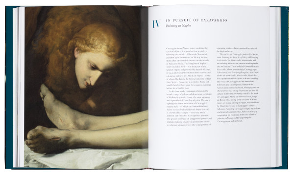 Beyond Caravaggio Exhibition Catalogue