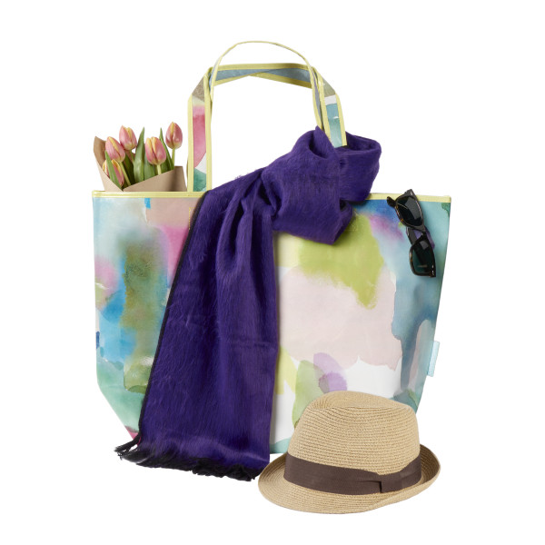 Rothesay waterproof shopper reusable bag