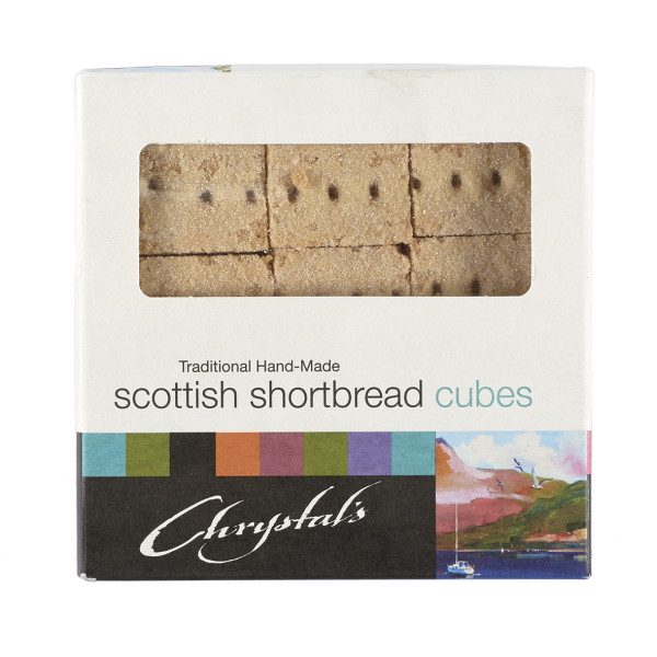 Chrystal's Handmade Scottish Shortbread 300g box