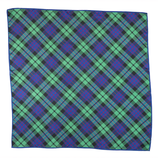 National Galleries of Scotland Tartan Silk Square