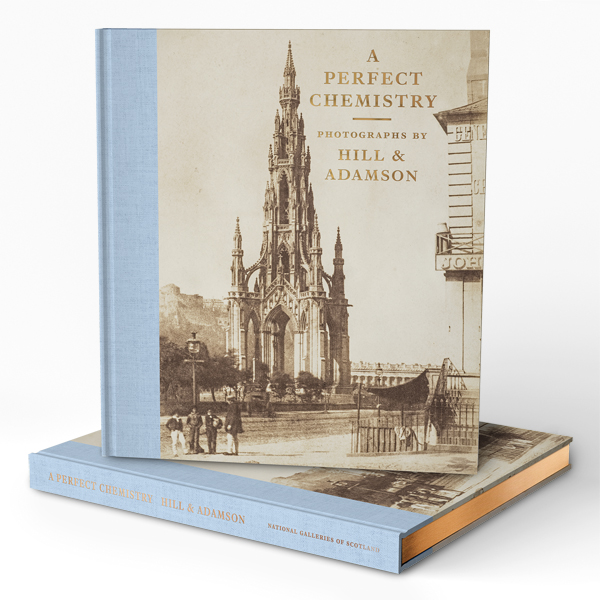 A Perfect Chemistry: Photographs by Hill & Adamson limited edition book (hardback)