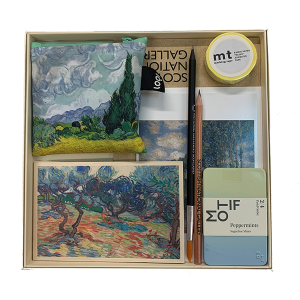 Impressionism gift package