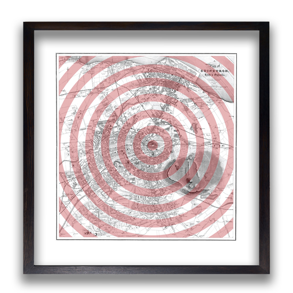 Timeline by Susan Philipsz framed limited edition print