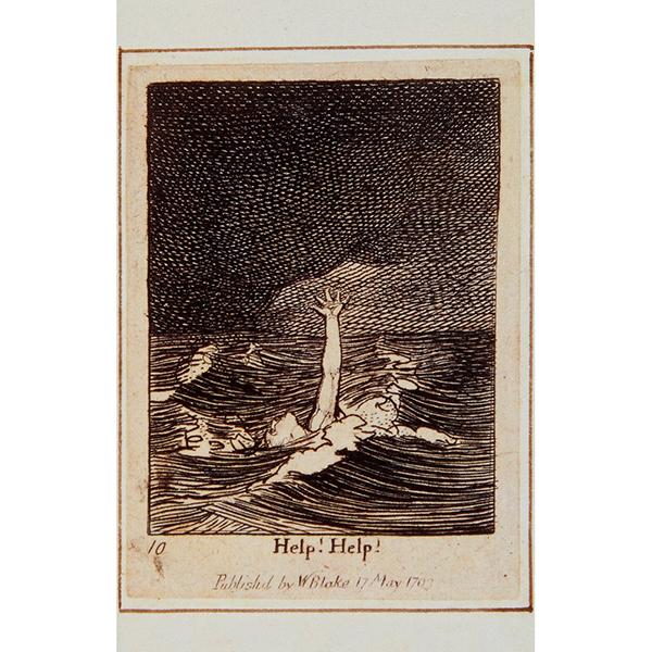 William Blake notecard set (10 cards)