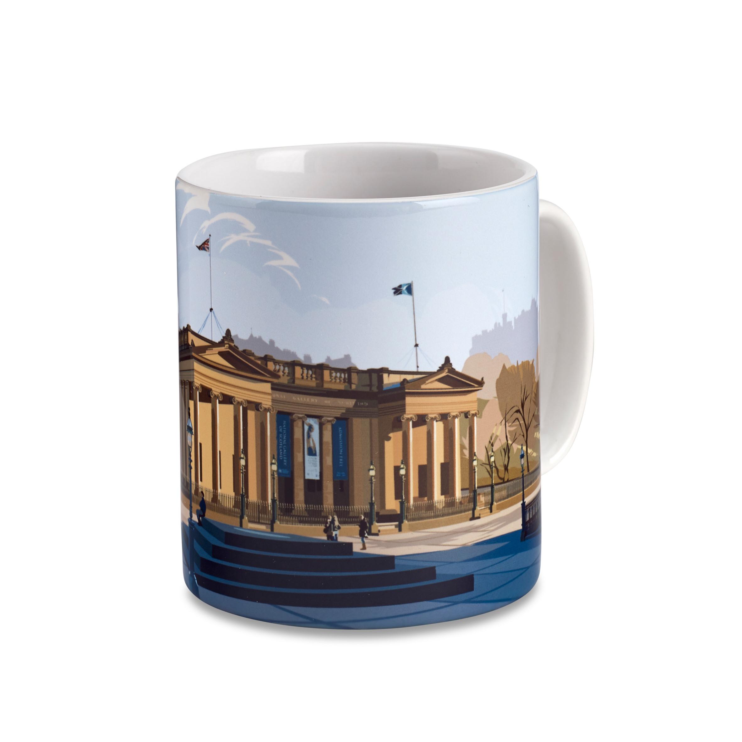 Scottish National Gallery Mug