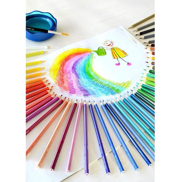 Grip colour pencils box of 36