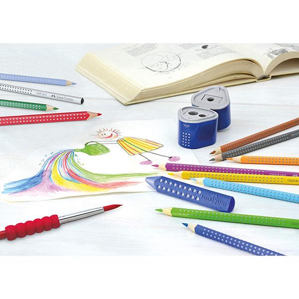 Grip colour pencils box of 12