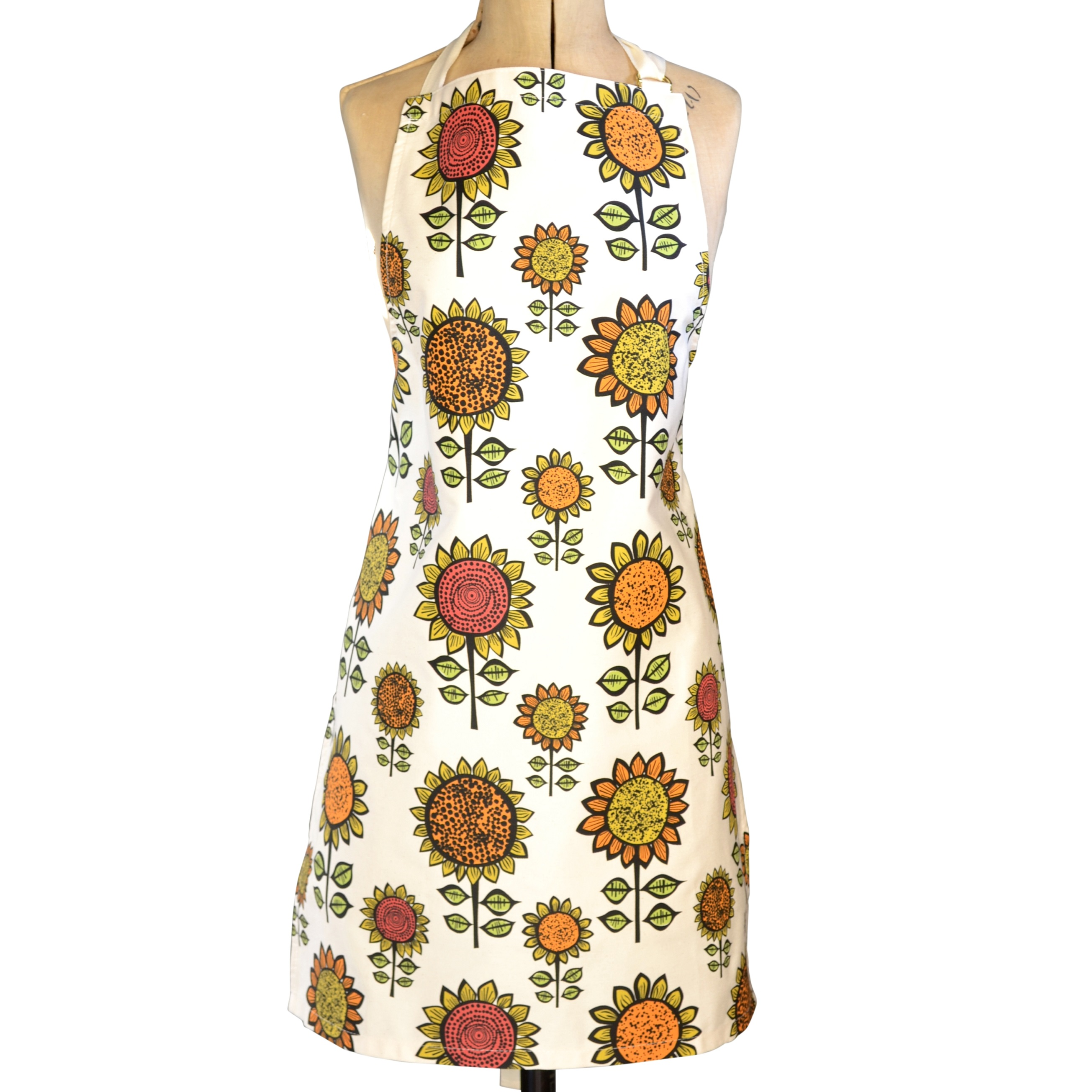 Hannah Turner Sunflower Apron