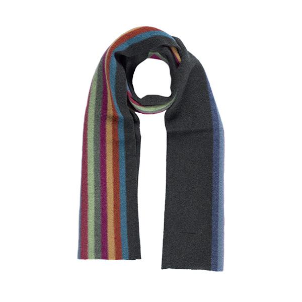 100% pure new wool Morris seaweed scarf