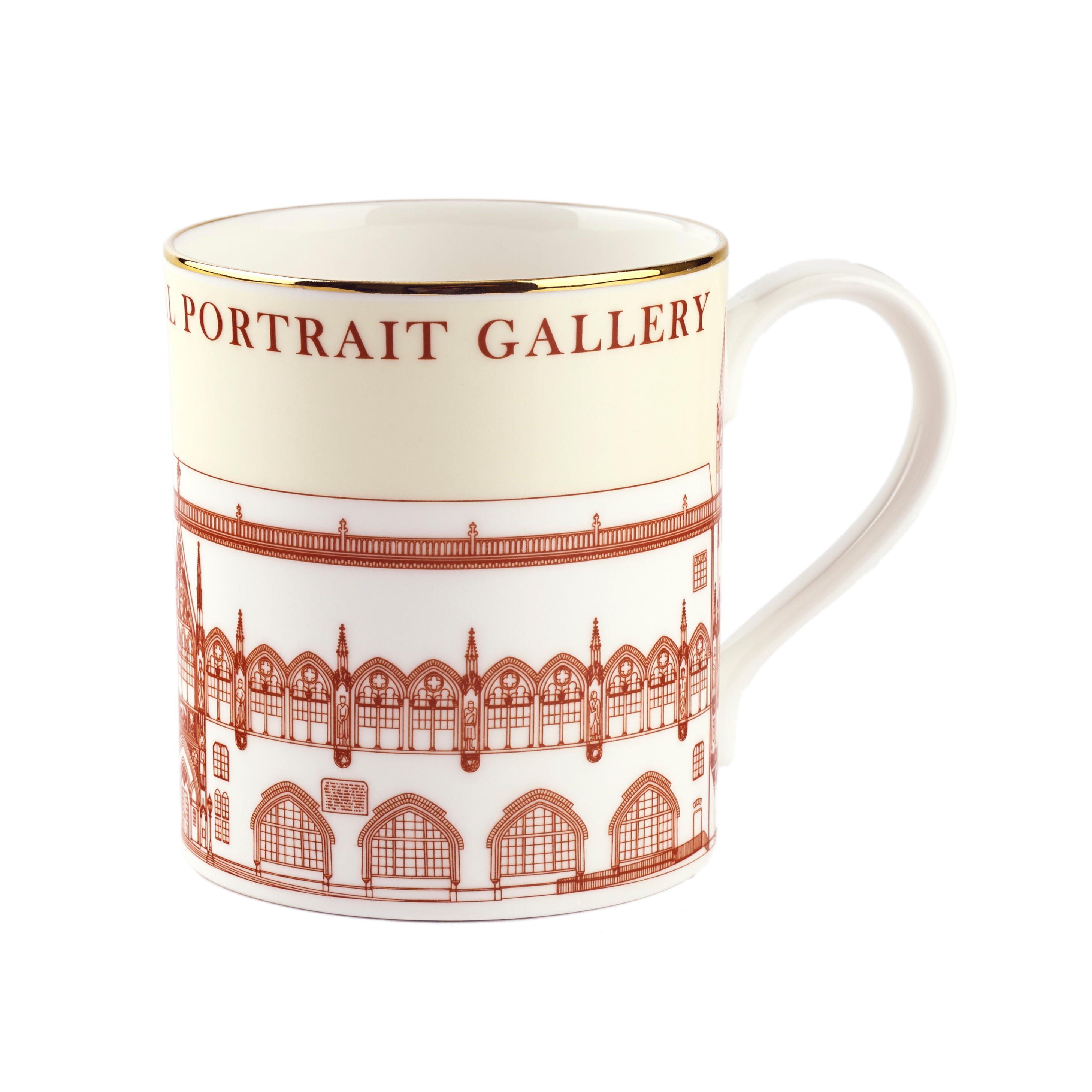 Scottish National Portrait Gallery Mug