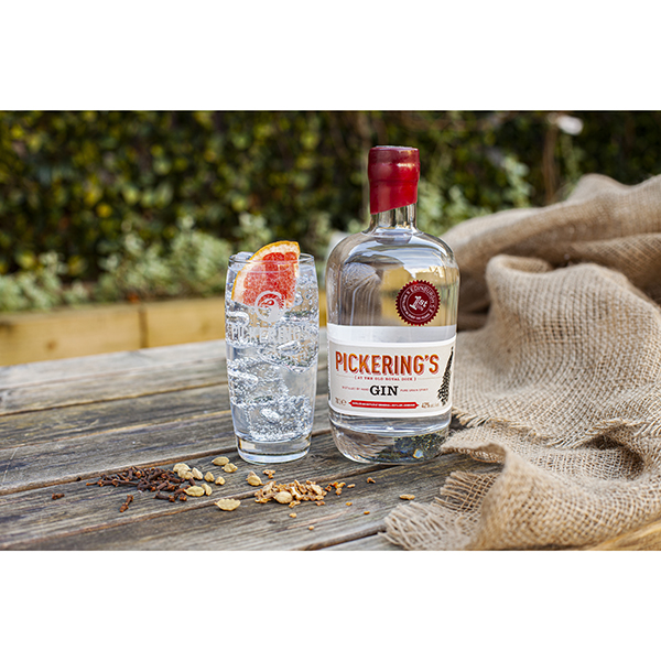 Pickering's Gin (70cl – UK sale only)