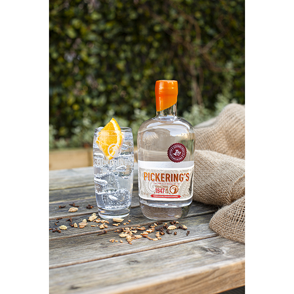 Pickering's Original 1947 Gin (70cl – UK sale only)