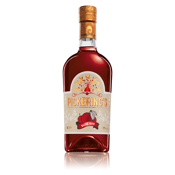 Pickering's Sloe Gin (50cl – UK sale only)