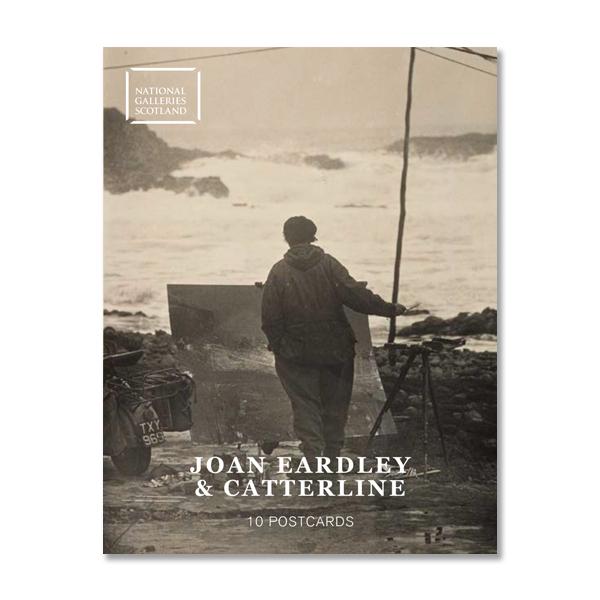 Joan Eardley & Catterline postcard pack