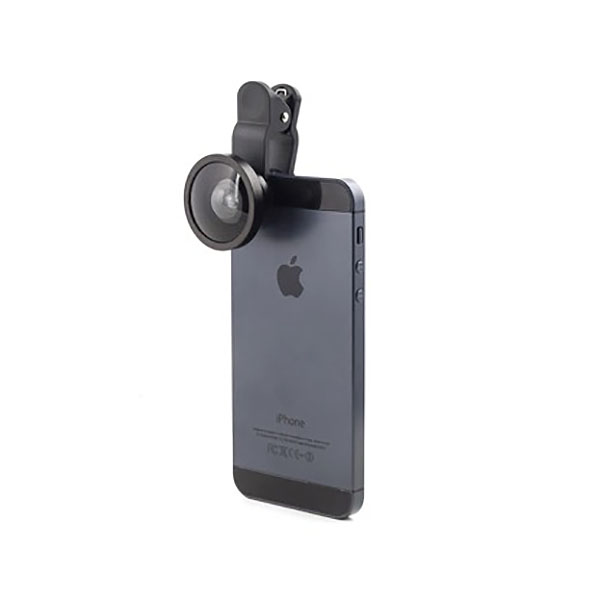 Mobile phone clip selfie super wide-angle lens
