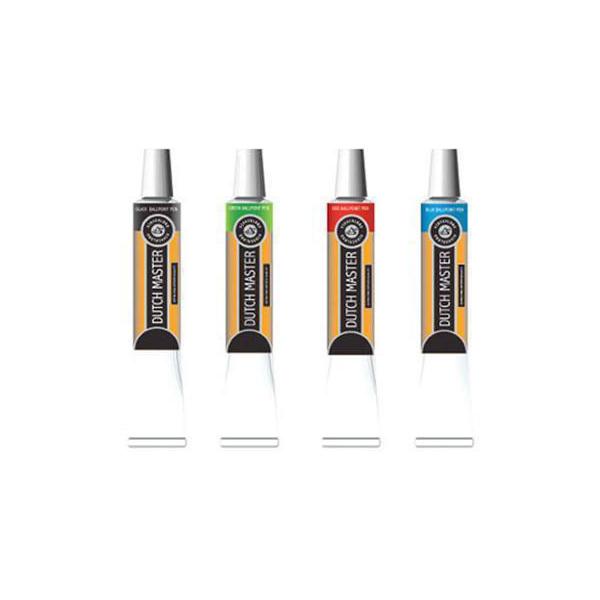 Dutch master paint tube pen (blue)