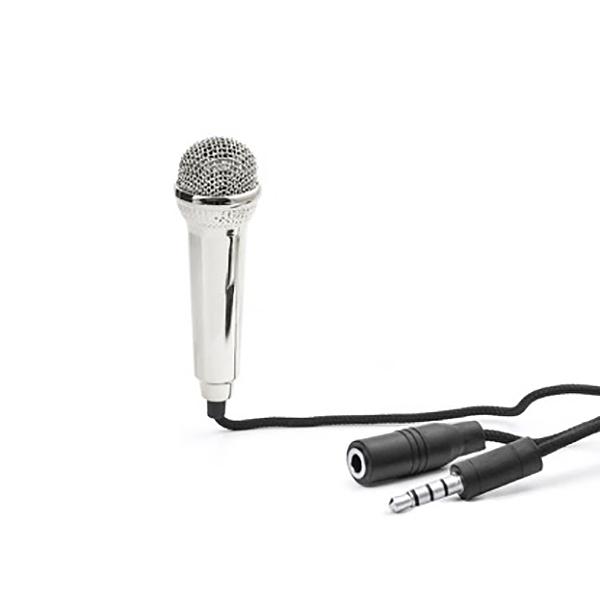 Mini karaoke microphone