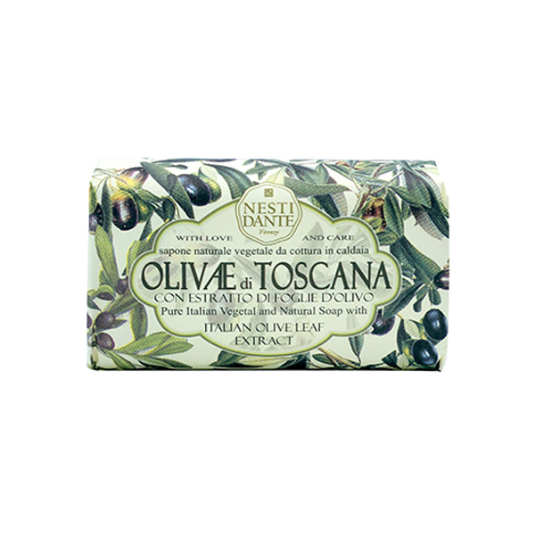 Toscana olive natural soap bar