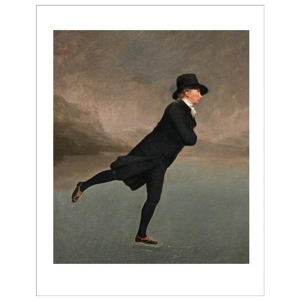 Reverend Walker Art Print
