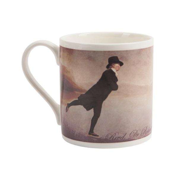 Reverend Robert Walker by Sir Henry Raeburn bone china mug