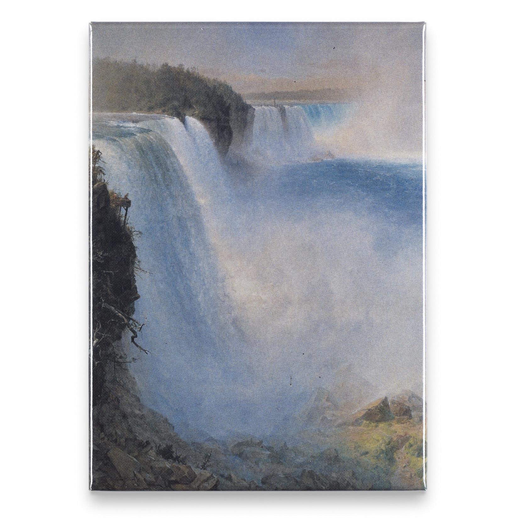 Niagara Falls by Frederic Church magnet