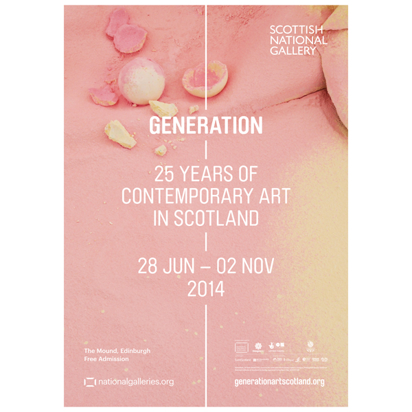 GENERATION National Exhibition Poster
