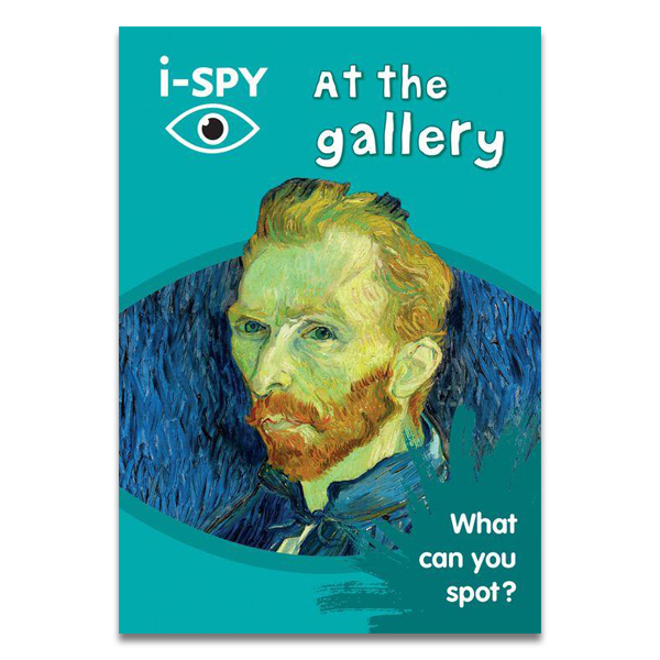 I-SPY at the Gallery (paperback)