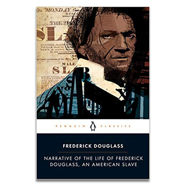 Narrative of Frederick Douglass: A Narrative of the Life of an American Slave (paperback)
