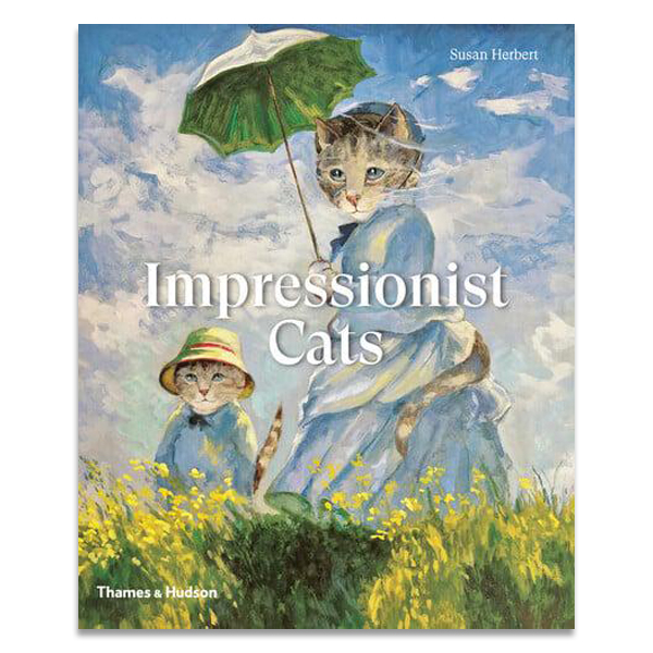 Impressionist Cats (paperback)