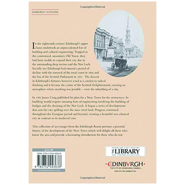 Edinburgh new town: images of Scotland (paperback)