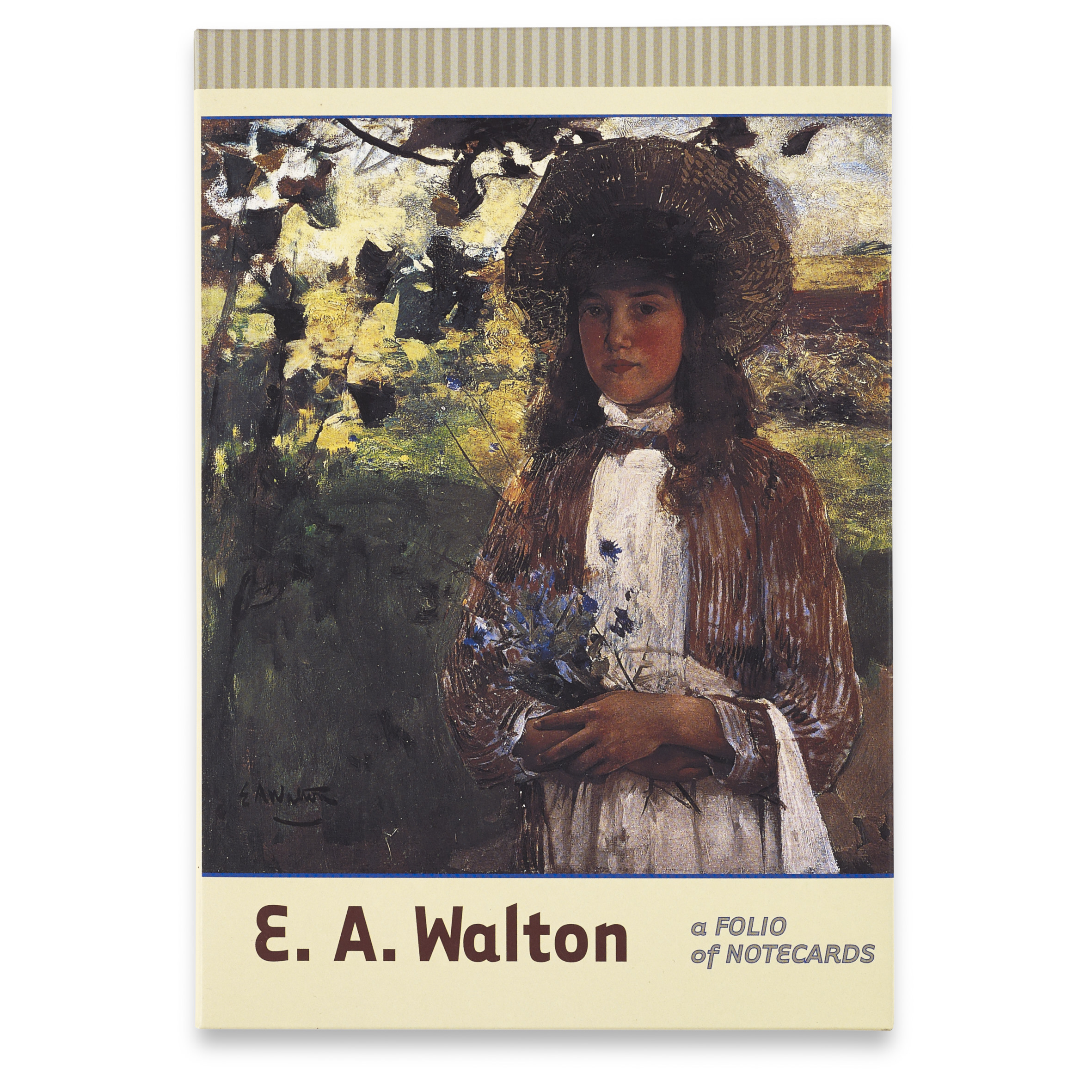 Edward Arthur Walton Notecard Set (10 cards)