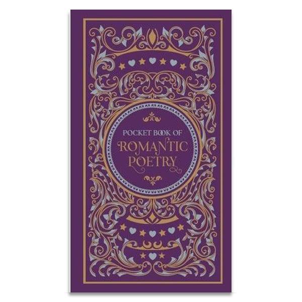 Pocket book of romantic poetry (paperback)