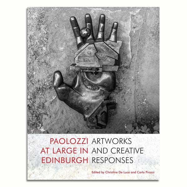 Paolozzi at Large in Edinburgh Paperback