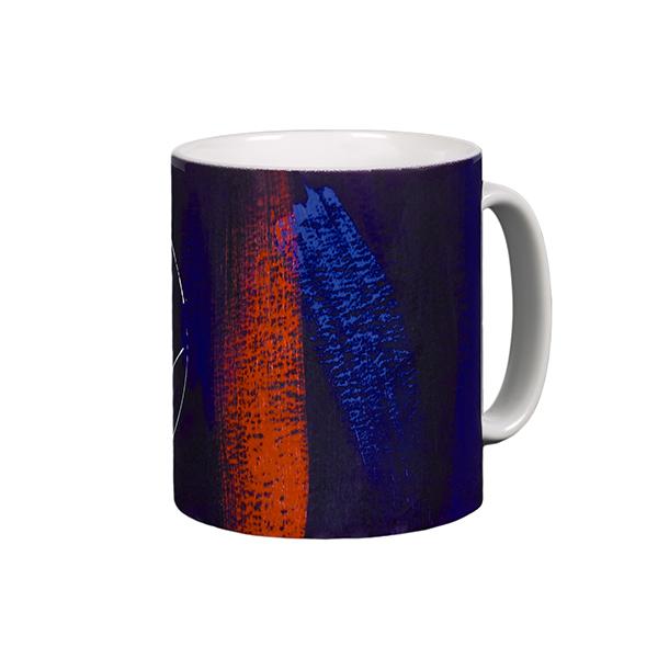 A Song by Night by Wilhelmina Barns-Graham ceramic mug