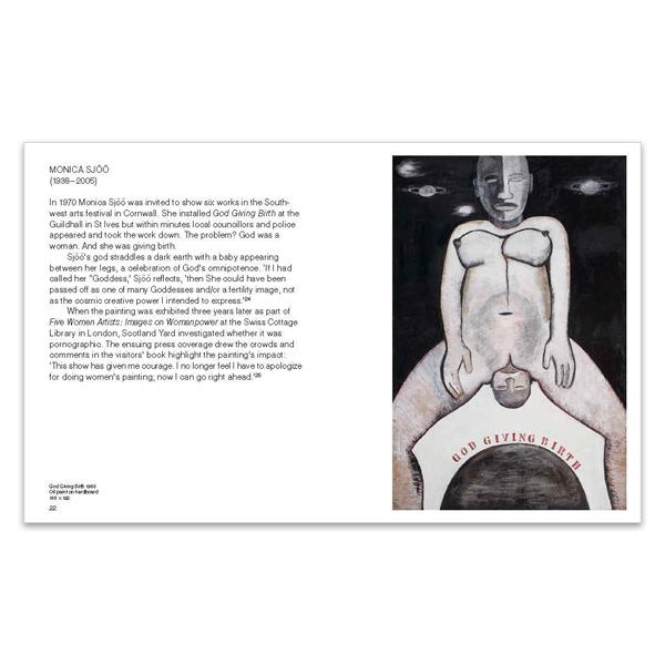 A little feminist history of Art (paperback)