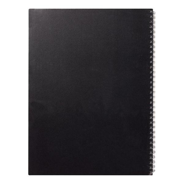 A4 spiral bound hardback sketchbook