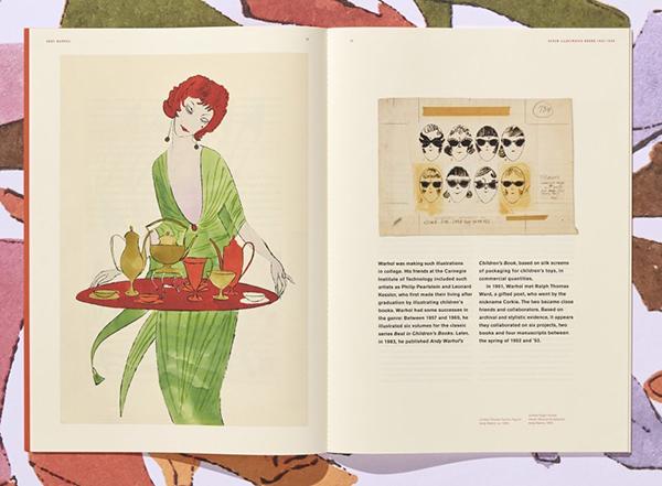 Andy Warhol seven illustrated books 1952–1959 portfolio