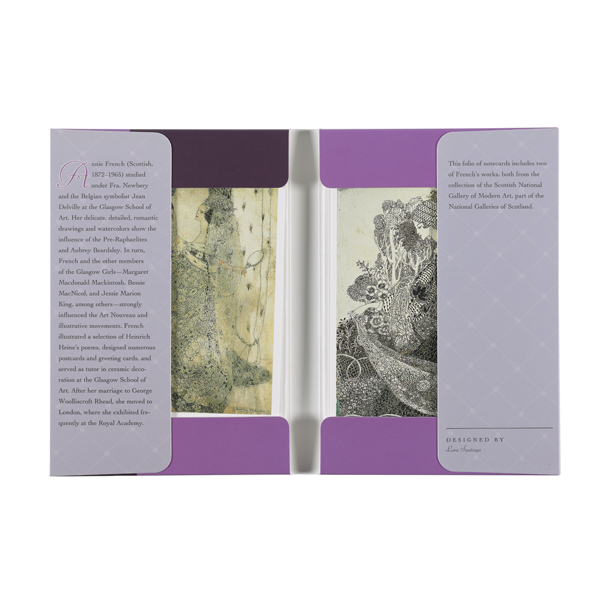 Annie French notecard set (10 cards)